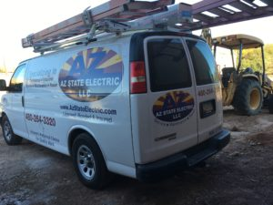 Electricians specializing in commercial electrical